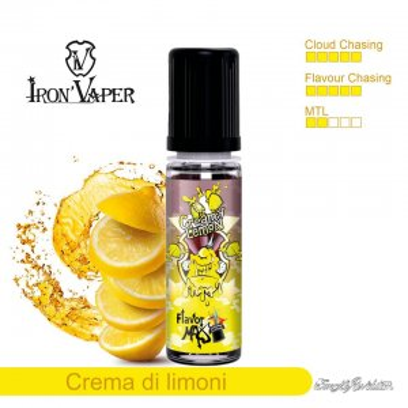 Creamy Lemon